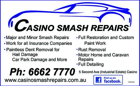 Casino Smash Repairs