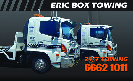 Eric Box Towing Casino NSW