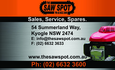 Saw Spot Kyogle