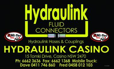 Hydraulink Casino NSW